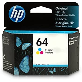 HP 64 Tri Color Original Ink Cartridge N9J89AN