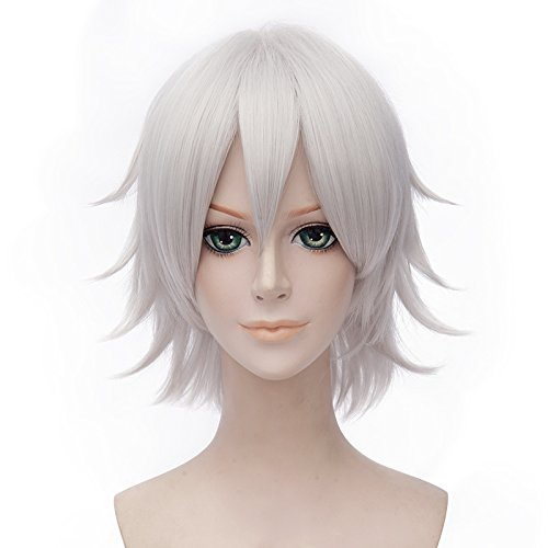 Layered Popular Unisex Cosplay Silver product image