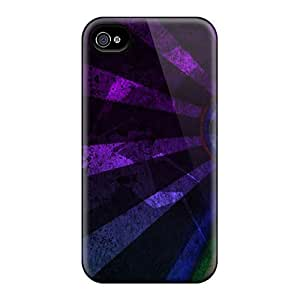 High-quality Durable Protection Case For Iphone 4/4s(dark Aura)