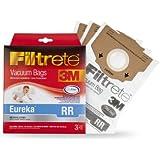 3M Filtrete Eureka RR Vacuum Bag, 3 Pack