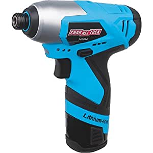 12V Compact Lithium Ion Cordless Impact Driver