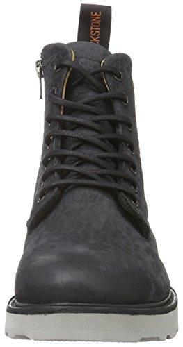 Blackstone Mw77, Zapatillas de Estar por Casa para Mujer Negro - negro