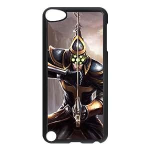iPod Touch 5 Case Black League of Legends Yi SLI_582654