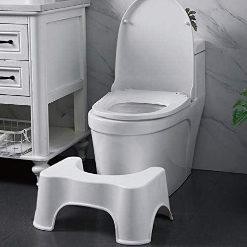 Sgabello per WC imbottito scalino per bambini in plastica sgabello per bagno antiscivolo in plastica