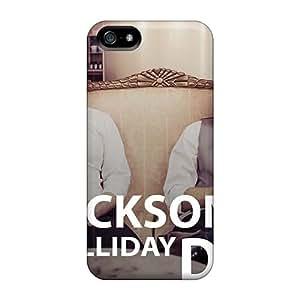 Iphone 5/5s SaX12444SNtR Provide Private Custom Lifelike Bon Jovi Series Perfect Hard Cell-phone Cases -ColtonMorrill