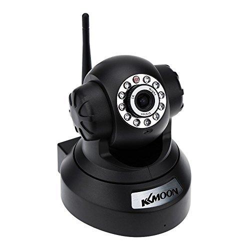 KKMOON 720P HD H.264 1MP Camera PnP P2P AP Pan Tilt IR Cut WiFi Wireless Network IP Webcam Vision Surveillance Camera