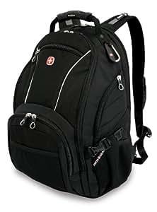 Amazon.com: SwissGear SA3181 Black Computer Backpack