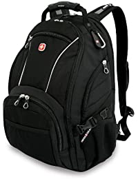 SwissGear SA3181 Black Computer Backpack - Fits Most 15...