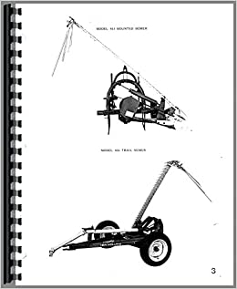 Parts Manual New Holland 451 456 Sickle Bar Mower: New Holland