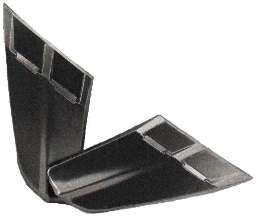 Vega Lower Back Vent for V-Tune Full Face Helmet (Titanium)