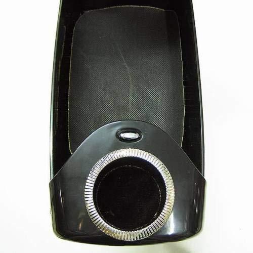 AutoHobby 48011 Bracciolo centrale bracciolo universale portabevande console nero A B C G H J CC 3 4 5 6 7