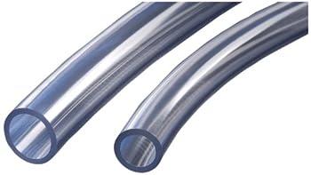 Kuriyama Kuri Tec PVC, Clear, 5/16 inches ID, 7/16 inches OD, 1/16 inches Wall, 100 feet Length