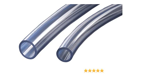 Kuriyama Kuri Tec Polyurethane 300 feet Length 3//8 inches OD Blue Tint 1//4 inches ID 1//16 inches Wall