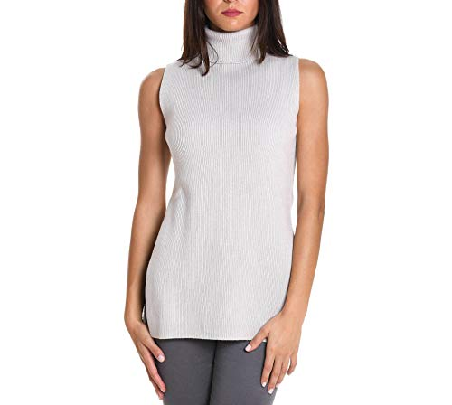 Top Lana 980ma0438mag24062150 Tank Gris Eleventy Mujer qXn8xY