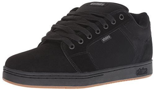 Etnies Men's Barge XL Skate Shoe, Black, 10.5 Medium US
