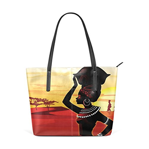 African Leather Bags - 7