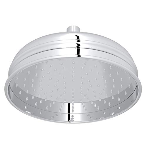 (Rohl 1037/8APC SHOWERHEADS, 8-Inch Diameter, Polished Chrome)