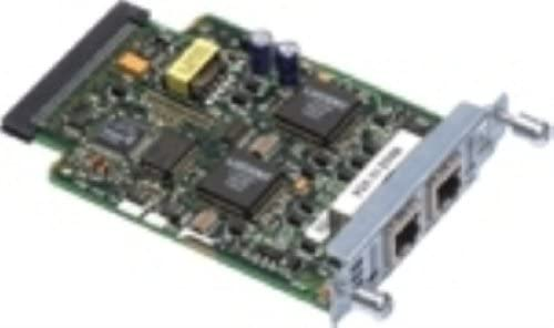2 digital port s ISDN BRI plug-in module Cisco Voice interface card