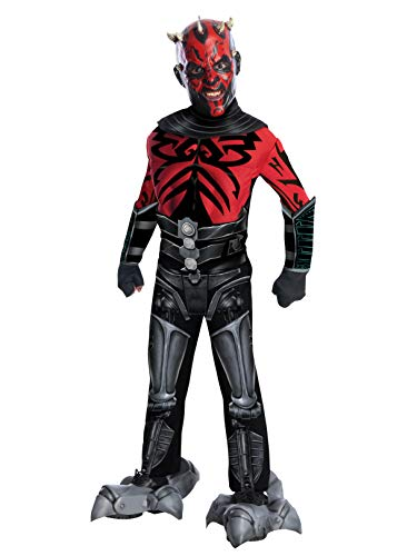 (Rubie's Deluxe Mechanical Kids Darth Maul Costume,)