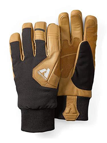 Eddie Bauer Mens Guide Gloves, Natural Regular XL