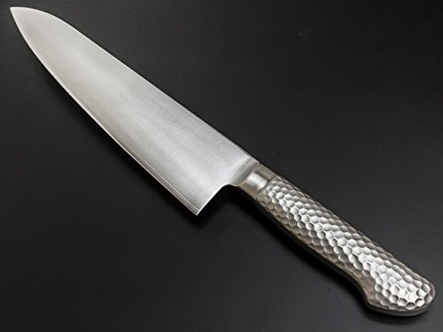 All Stainless Steel Chef's Knife Gyuto 270mm(10.6'') by HONMAMON