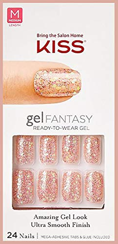 Kiss Nails GEL FANTASY