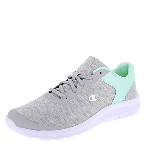 Champion Grey Jersey Mint Women's Gusto Performance Cross Trainer 7.5 Regular