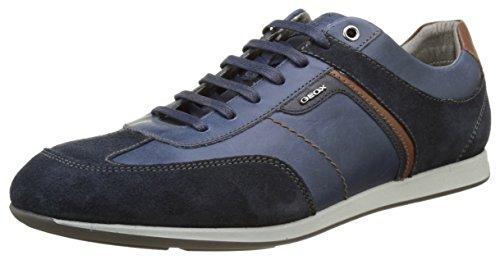 Basses U Geox Royal Homme Blau Dk B Royal Navyc4rf4 Bleu navyc4rf4 Sneakers DK Clemet wI6q6dS