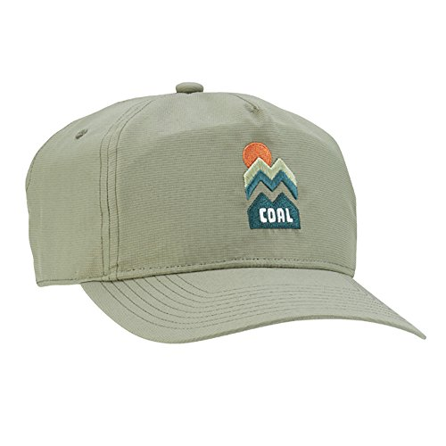 Coal The Donner Cap (Olive,O/S)