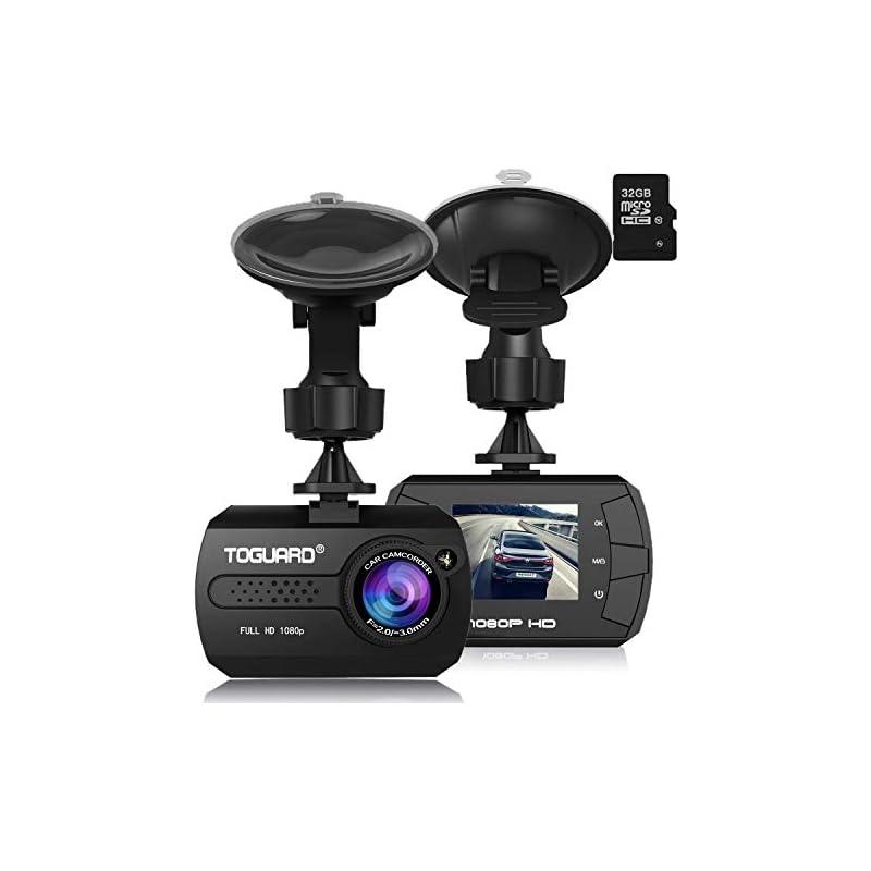 Dash Cam - TOGUARD Mini Dash Camera for