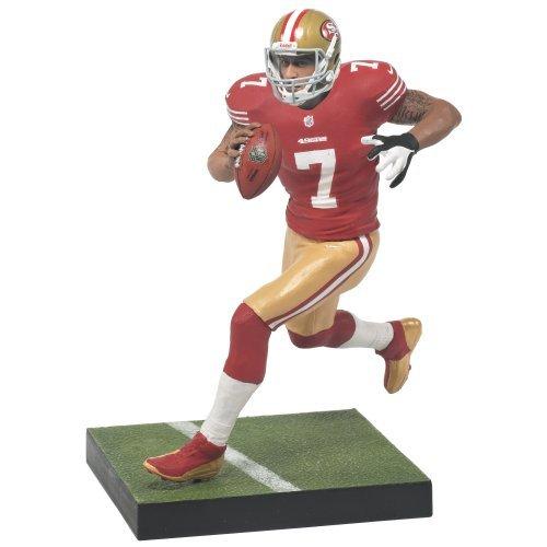 McFarlane NFL Series 33 Figure San Francisco 49Ers Colin Kaepernick by McFarlane McFarlane Toys