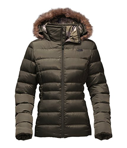 The North Face Women's Gotham Jacket II - New Taupe Green - XL (Past Season) by The North Face