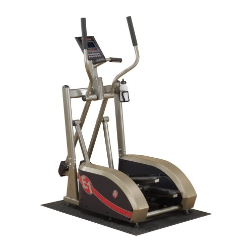 Best Fitness E1 Elliptical Trainer by Body Solid by Best Fitness