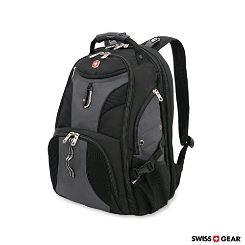 SwissGear Travel Gear 1900 Scansmart TSA Laptop Backpack - 19'' by Swiss Gear