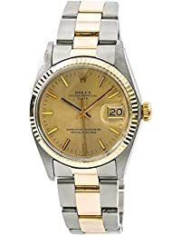 Date Automatic-self-Wind Male Watch 1505 (Certified Pre-Owned)