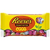 Reese's Easter Peanut Butter Eggs, 10-Ounce Bags (Pack of 4)