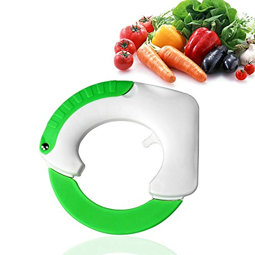 Best Quality - Kitchen Knives - Rolling Knife Circular spice Cutter Pizza Wheel Knife Pastry Vegetable Chopper Meat Slicer Kitchen cucumber Knife Home Kits - by LINAE - 1 PCs