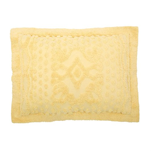 Brylanehome Georgia Sham (Sunshine Yellow,King)