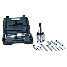 HHIP 3800-5945 R8 3.3 Inch Head Offset Boring Tool Set