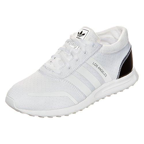 Adidas Da Ginnastica Scarpe Los nero Donna Bianco Angeles trpqHwat