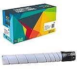 Do it Wiser Compatible Toner Cartridge Replacement for Konica Minolta BizHub C224e C364e C284e C224 C284 C364 | TN321K A33K130 (Black)