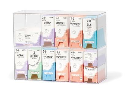 Amazon.com: clearform ml6210 Tier doble de sutura rack ...