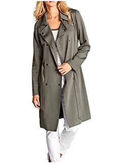Heine Best Connections Damen Jersey-Longblazer puder-ecru
