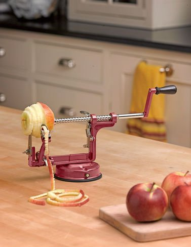 Mrs. Anderson's Baking 43208 Apple Peeling Machine with Suction Base ()