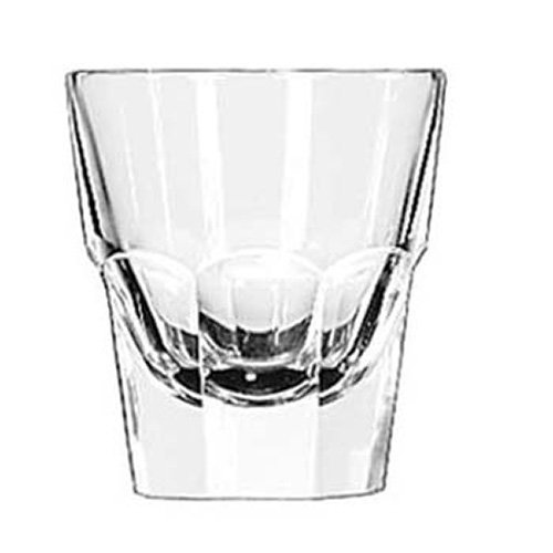 Tall Rocks Glass - Libbey 15248 Gibraltar 4.5 Ounce Rocks Glass - 36 / CS
