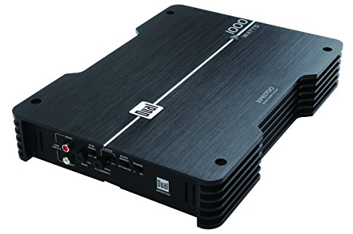 Dual Electronics XPE1700 High Performance MONO Channel Power MOSFET Class A/B Car Amplifier with 1000-Watts Dynamic Peak Power by Dual (Image #1)