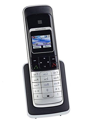 Swissvoice Eurit 459 HS/CB Zusätzliches Mobilteil inkl. Ladeschale passend für ISDN Telefon