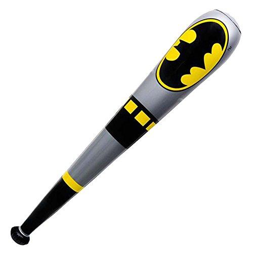 12 pieces wholesale bulk lot BATMAN LOGO Super Hero Inflatable Blowup 42 Inch Toy Baseball Bat