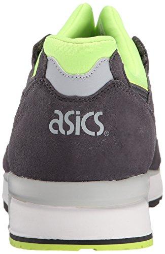 ASICS GEL Lyte Speed Retro Running Shoe Dark Grey/Dark Grey FdVVT0