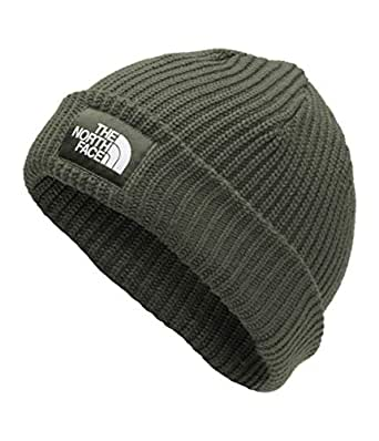 The North Face Men's Salty Dog Beanie, New Taupe Green, OS